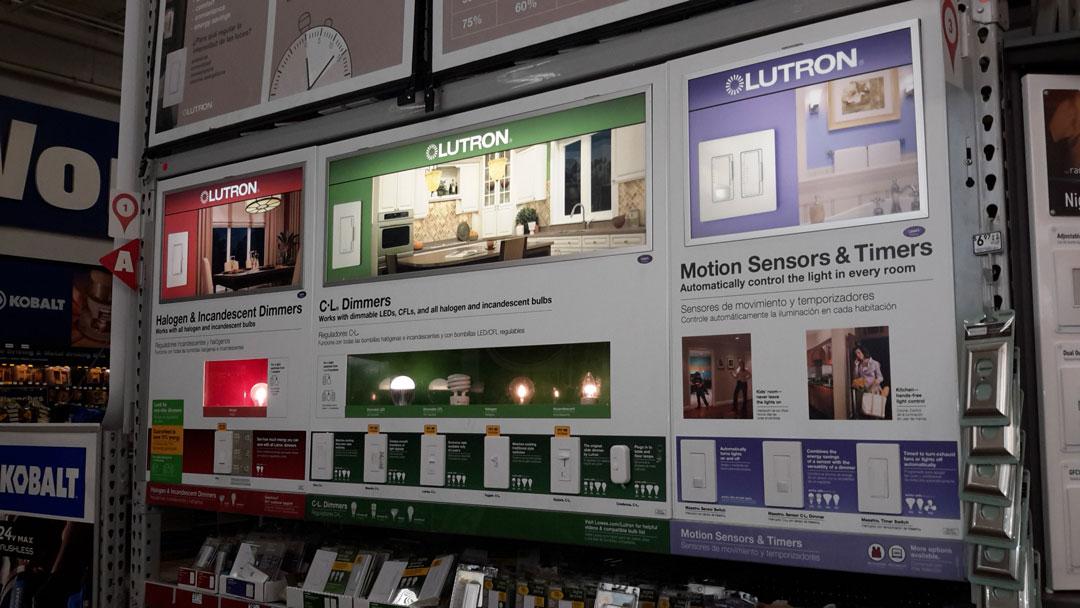 Displays Milford Enterprises