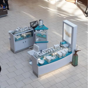 Kiosk Design Ideas from Milford Enterprises Inc.