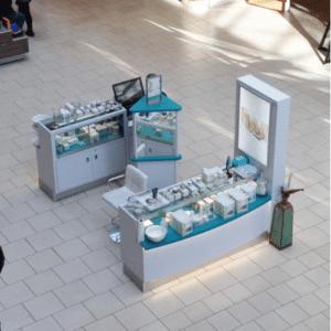 kiosk design ideas