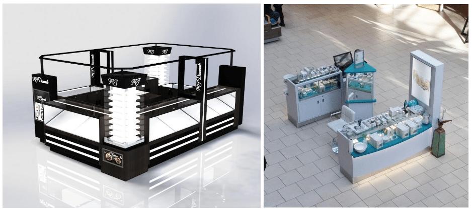custom kiosk manufacturer