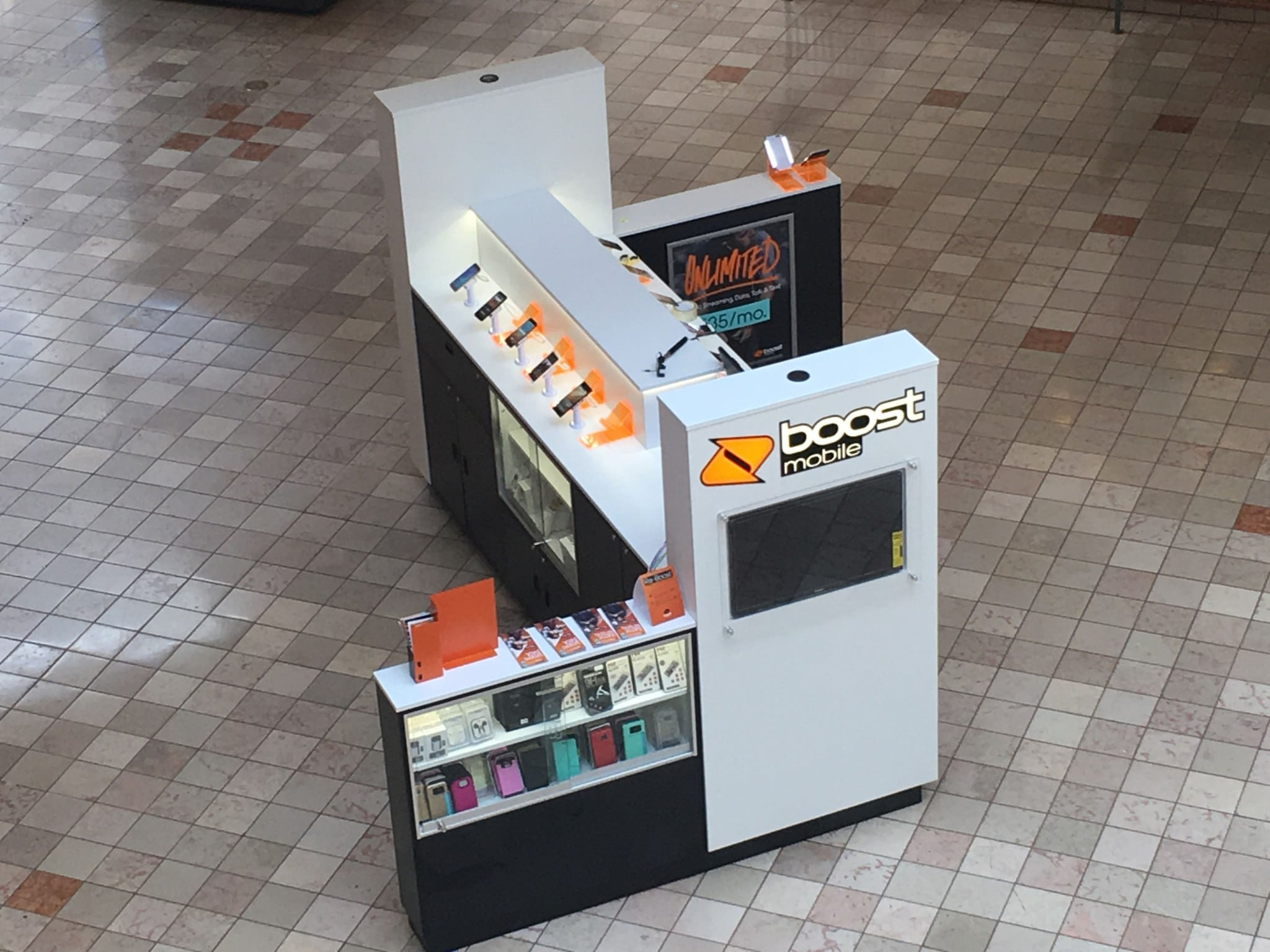 Grow your business with a unique kiosk design milford for Architecture kiosk design
