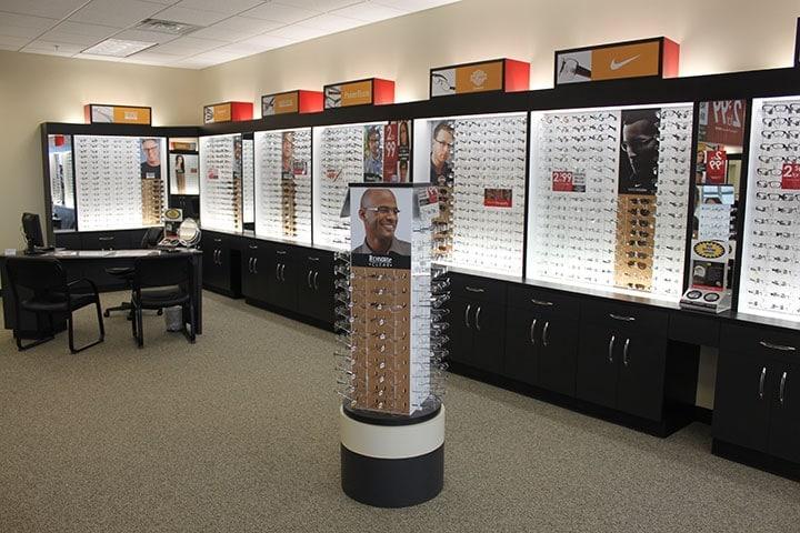 retail fixture visionworks