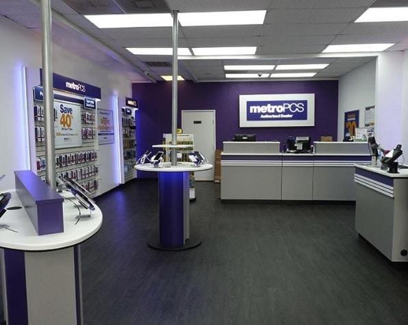 metropcs retail environment