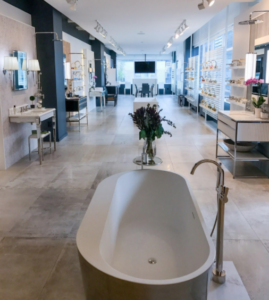 High-end retail fixtures