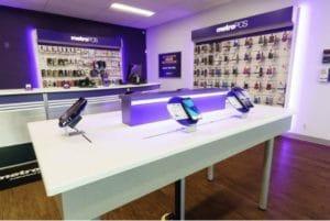 modern retail store fixtures